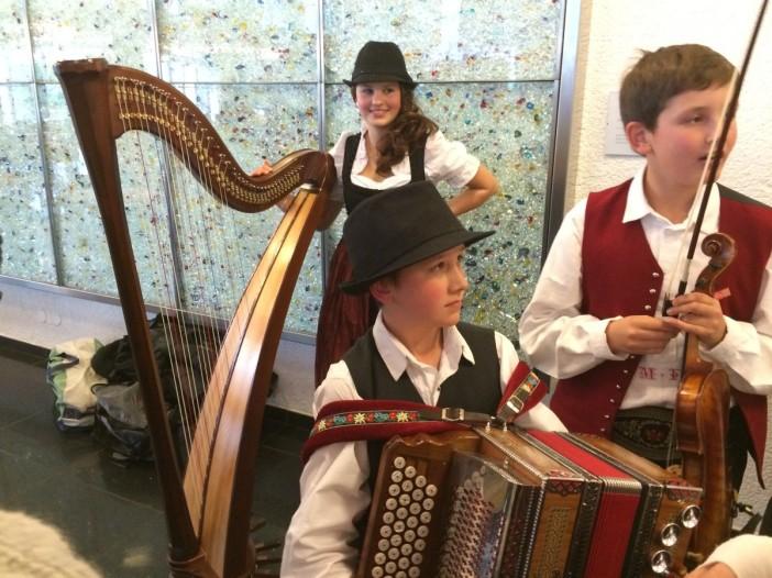 Volksmusikwettbewerb Innsbruck HutAp