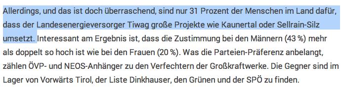 Und Schwupp-di-Wupp: die Tiroler haben über Neujahr die Meinung geändert.