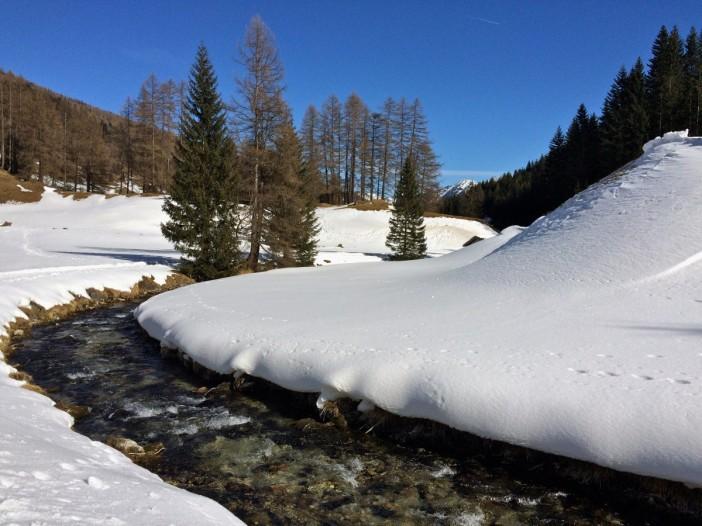Obernberg am Brenner: ein Wintertraum