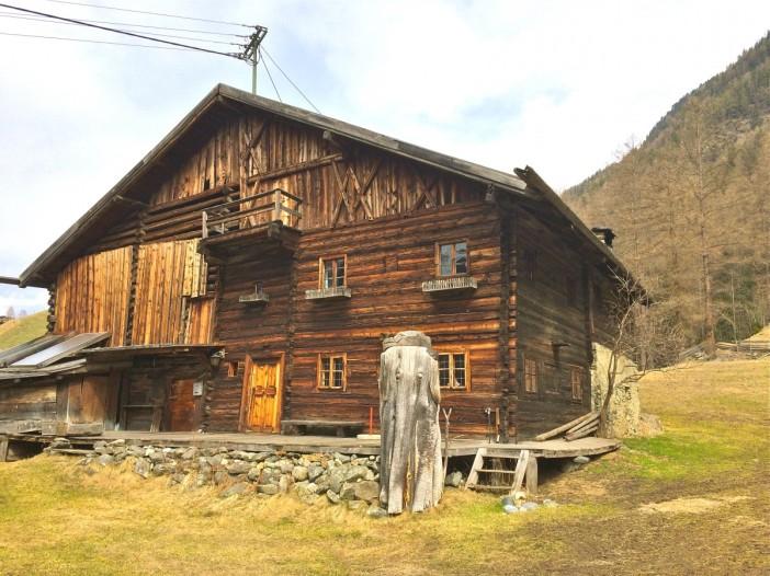 Bauernhaus Burgstein