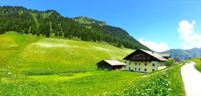 Der Bacher-Bergbauernhof: eine Fotoidylle der absoluten Sonderklasse. Meine Empfehlung: Urlaub am Bauernhof!