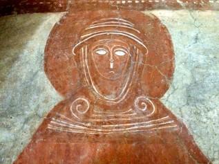 Dass diese Darstellung einer Frau Magdalena zeigt ist umstritten.