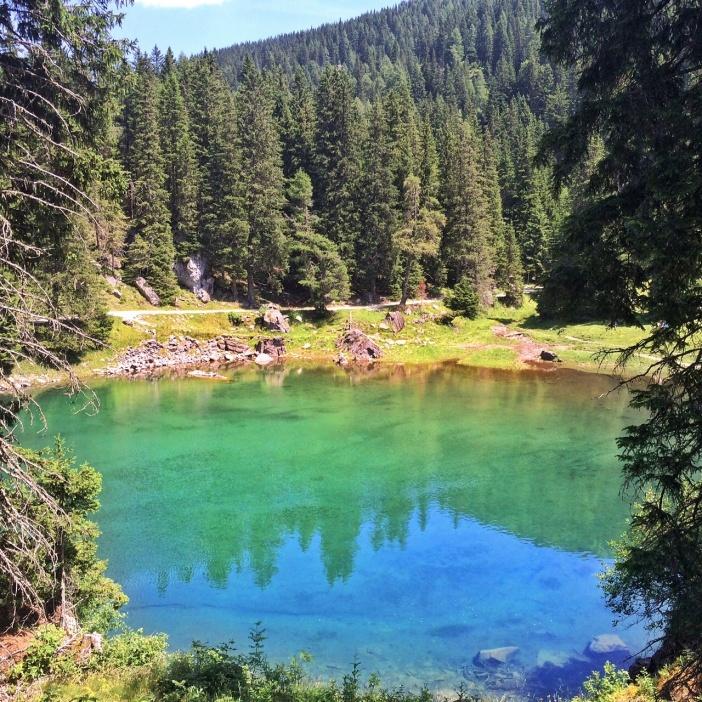 Die Jadebucht am Obernberger See