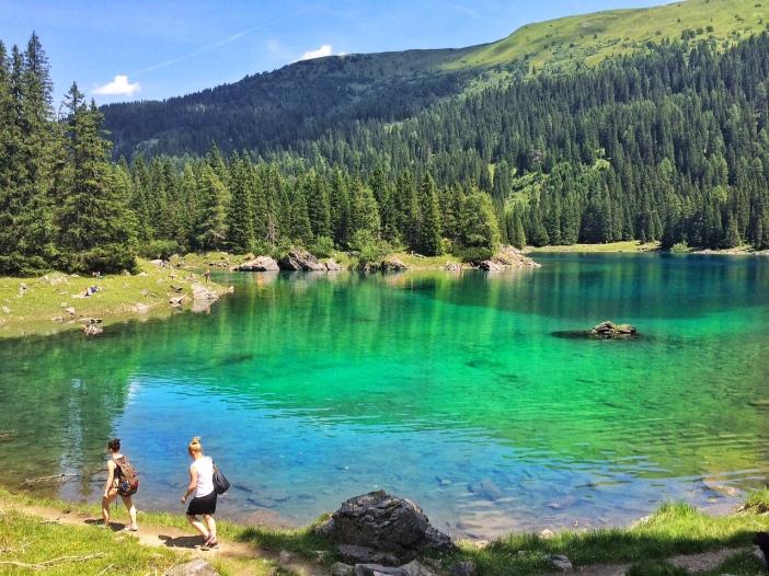 Mein Tipp: ein Rundgang um den Obernberger See