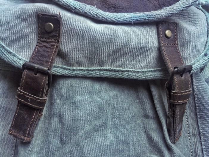 Dieser Rucksack ist ein wahres Schmuckstück.