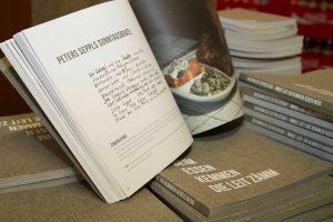 Stilvoller Genuss samt Lebenslust und Rezepten auf 116 Seiten. Foto: Next, Jugendplattform Wipptal