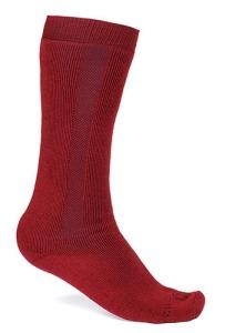 Mein Test-Socken.