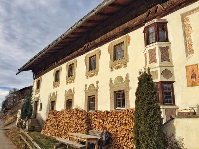 Peerhof in Navis