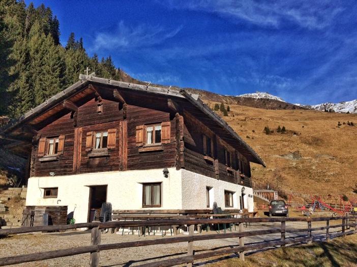...als Ausgangspunkt wunderschöner Bergwanderungen in die Tuxer Alpen.