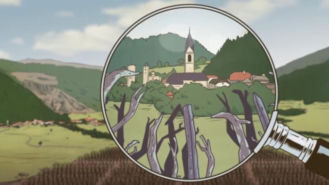 Klein und Unbeugsam: Mals, das Vinschgerdorf