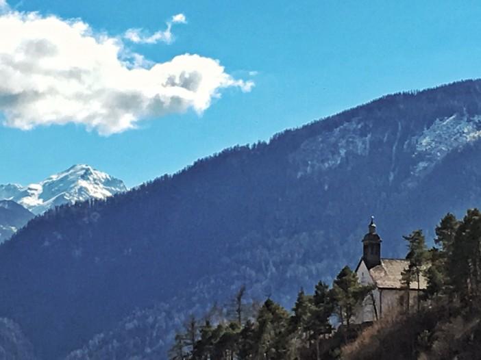 Das Bergl in Imst ist ein uralter spiritueller Mittelpunkt.
