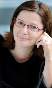 Die Autorin Susanne Gurschler