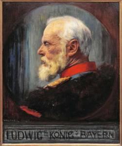 Der Bayernkönig fand im Posthotel Kassl nach seiner Flucht aus Bayern Unterschlupf.