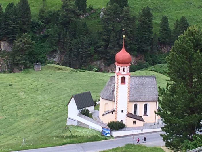 Die Jakobskirche zu Vent