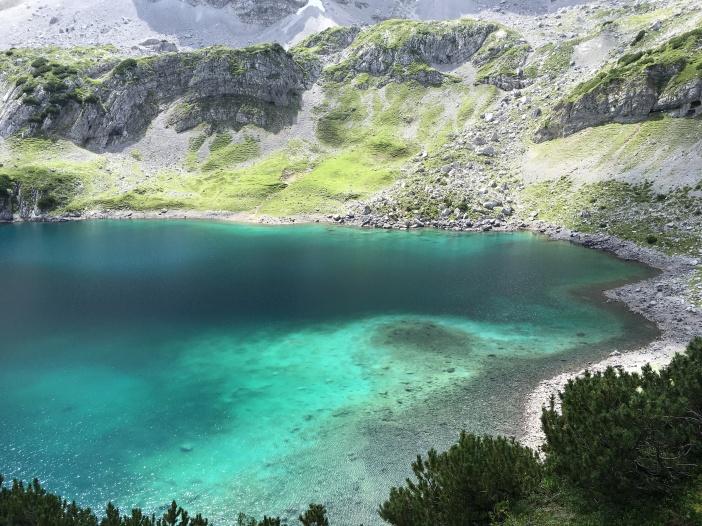Drachenspuren am Grund des Sees? Ganz sicher!