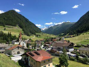St. Jodok, das liebliche Bergsteigerdorf am Brenner