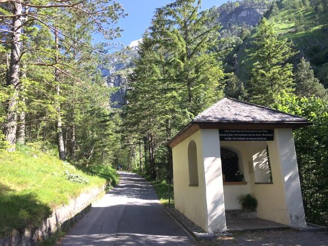 Halltal Bergerkapelle
