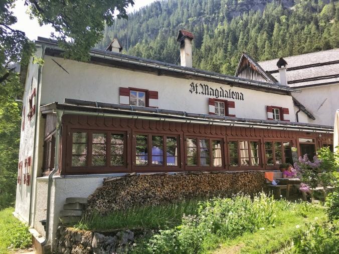 Halltal, Gasthaus St. Magdalena