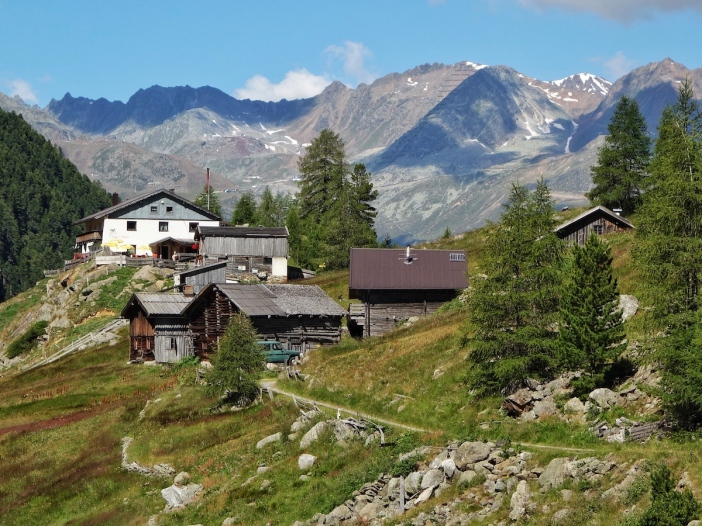 Fiegls Hütte, Windachtal
