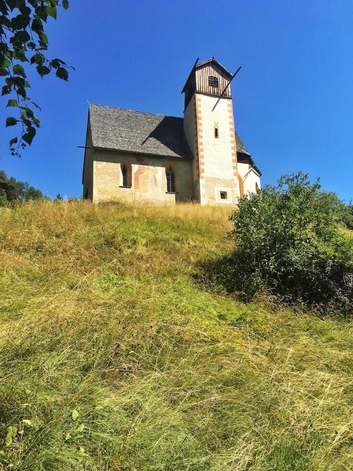 St. Georg, Tösens, Serfaus