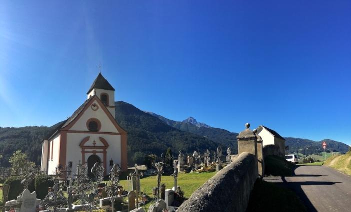 St. Ursula, Steinach - Mauern