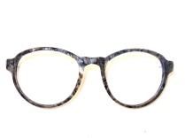 Brille in Granit-Look