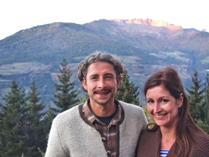 Philipp und Alexandra, Psegghof