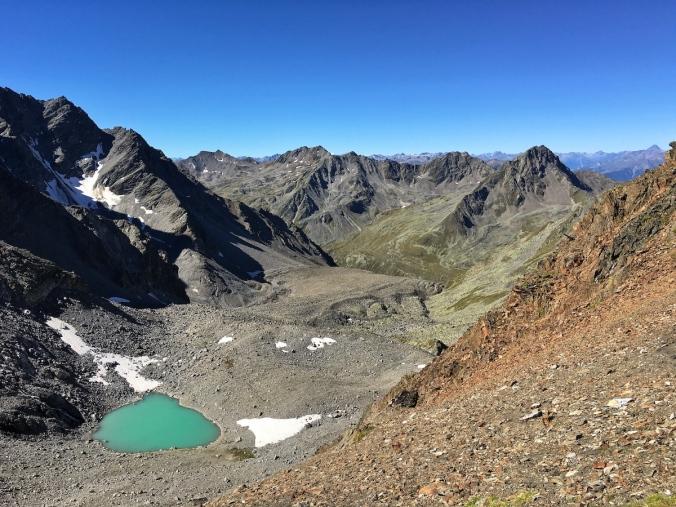 Radurschltal im Tiroler Oberland
