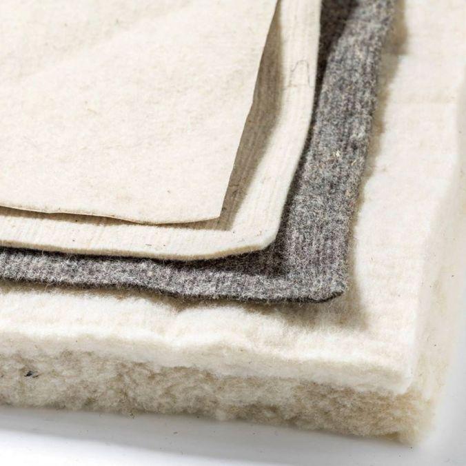 Villgrater Natur, Woolin-Wärmedämmung