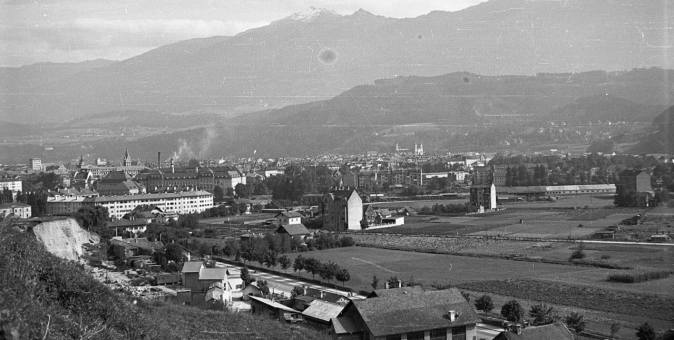 Innsbruck um 1950