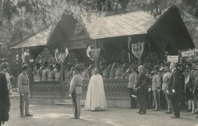 Kaiser Franz Joseph in Innsbruck