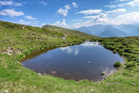 beenberg Bereralm See Tuxer Alpen. a Kopie