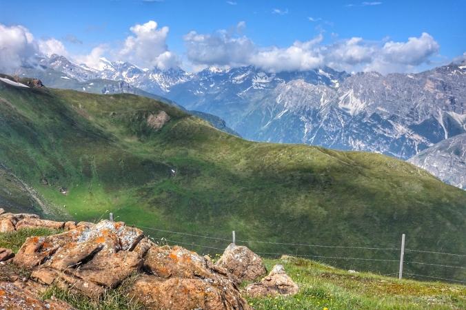 Stubaier Berge