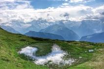 Tuxer Alpen, See Bergeralm Kopie