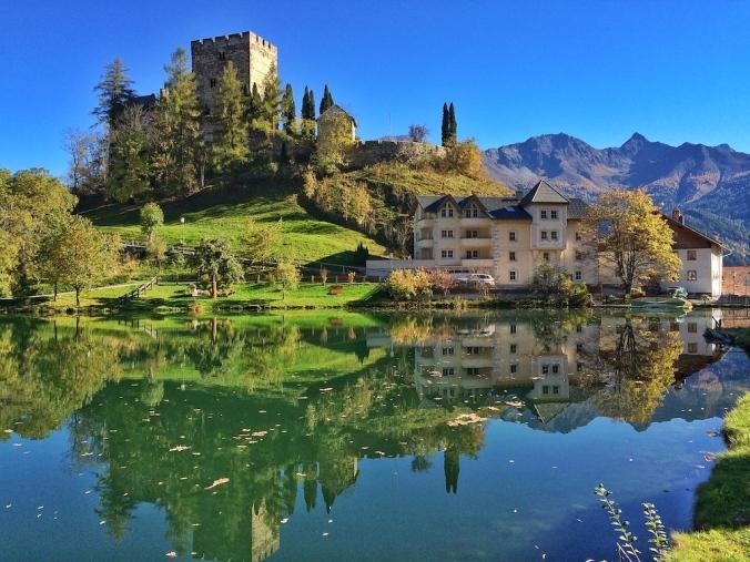 Burg Laudeck, Ladis