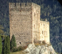 Ladis, Burg Laudeck