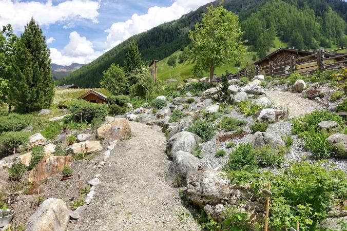 kräutergarten schmirn