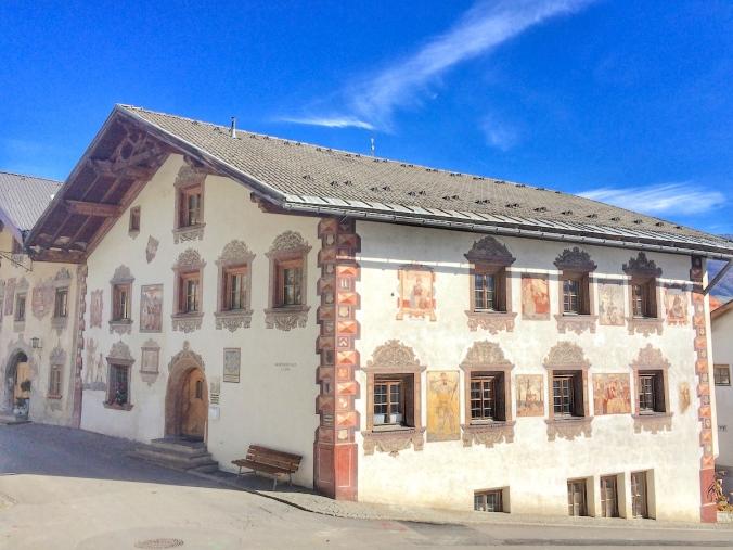 Rechlerhaus Ladis