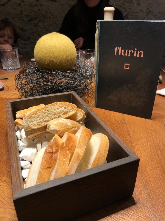 Brot und Gebäck im Flurin