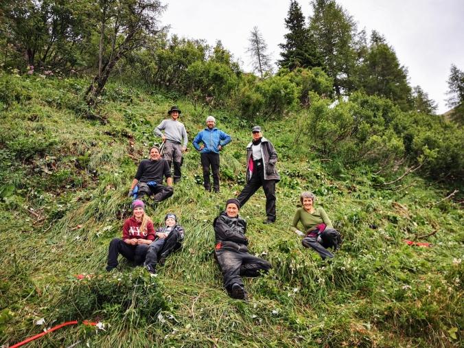 Freiwilligenprojekt Gschnitztal