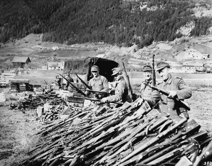 Kriegsende in Tirol '45