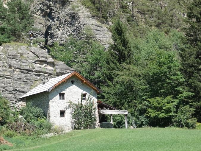 Hofmühle, Hof Aster, Untertösens