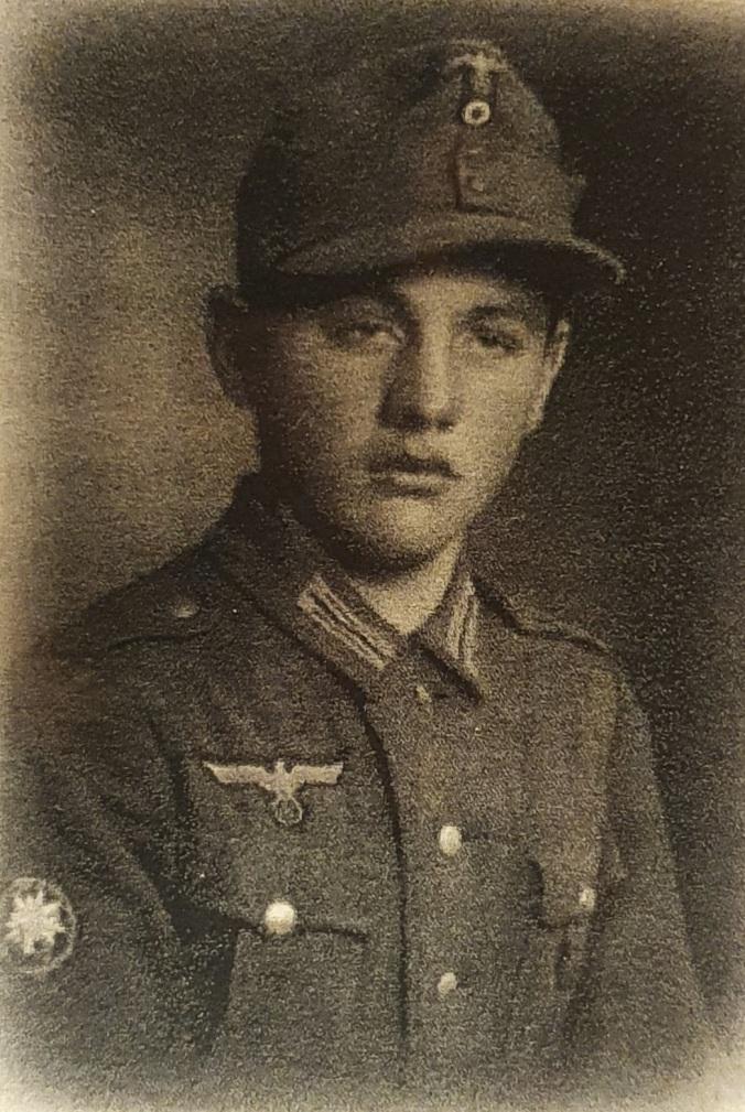 Franz-Pittl Skijägerbrigade 1943