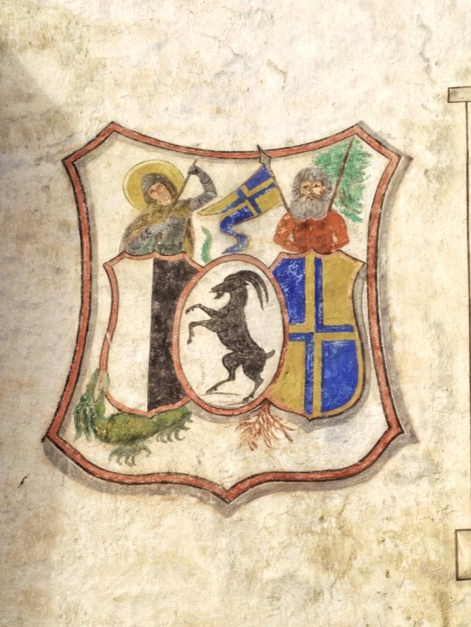 Wappen der Drei Bünde