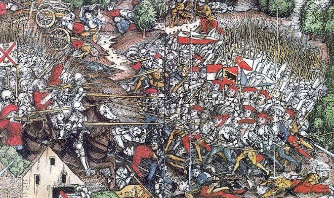 Schlacht bei Dornach