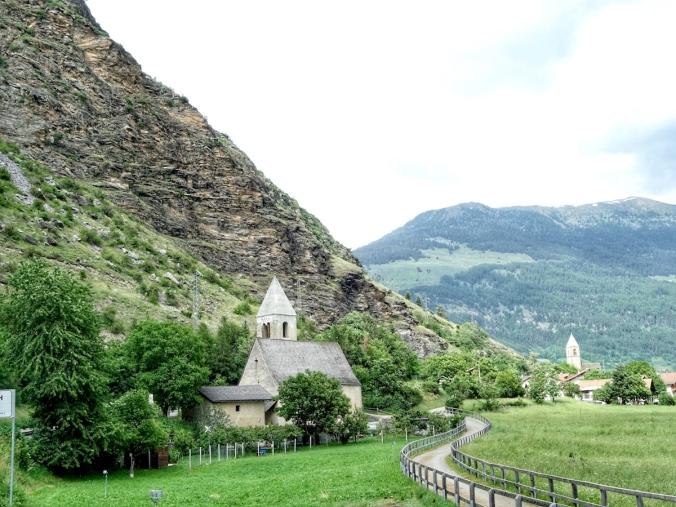 Cosmas und Damian Kirche Laasch