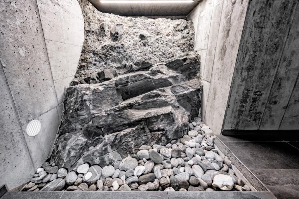 Felsenkeller der Goas-Gurgler Hofkäserei