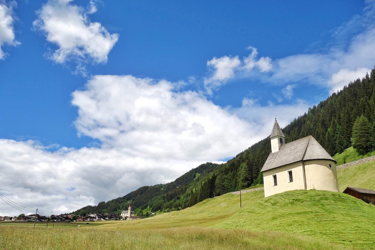 Die St. Nikolauskapelle bei Obertilliach