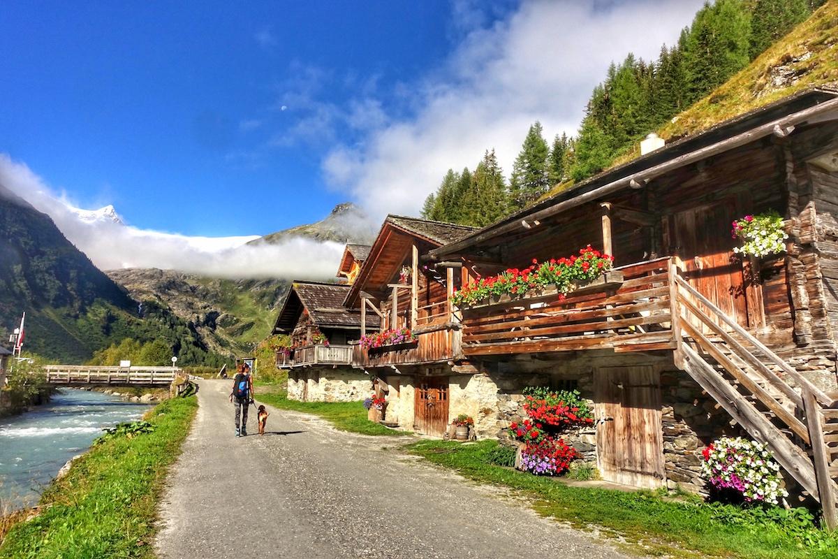 Innergschlöss in Osttirol